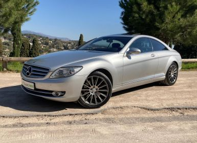 Vente Mercedes CL I (C216) 500 7GTro Occasion