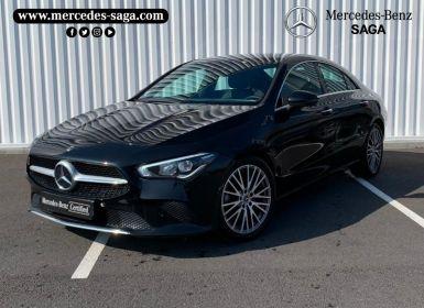 Vente Mercedes CLA 180 136ch Progressive Line 7G-DCT Occasion