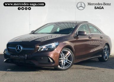 Voiture Mercedes CLA 180 Business Executive Edition 7G-DCT Occasion
