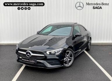 Vente Mercedes CLA 180 d 116ch AMG Line 7G-DCT Occasion