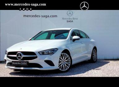 Vente Mercedes CLA 180 d 116ch Progressive Line 7G-DCT Occasion
