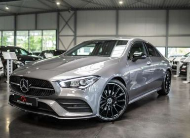 Vente Mercedes CLA 180 d - AMG-Sportpakket - Widescreen Occasion
