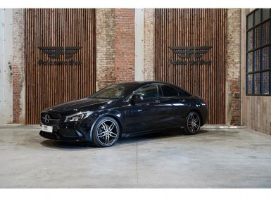 Vente Mercedes CLA 180 D Coupe - AMG - NAVI - NIGHT Occasion