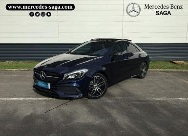 Achat Mercedes CLA 180 d Fascination Occasion
