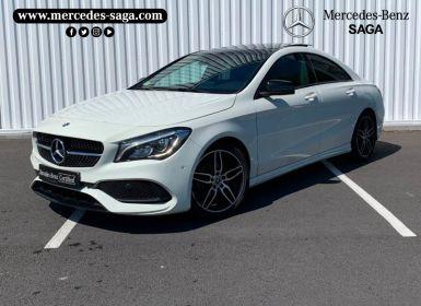 Vente Mercedes CLA 180 d Fascination Occasion