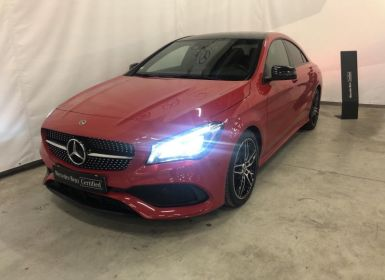 Vente Mercedes CLA 180 d Fascination 7G-DCT Occasion