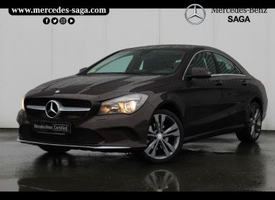 Voiture Mercedes CLA 180 d Inspiration Occasion