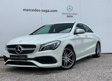 Mercedes CLA 180 d Launch Edition