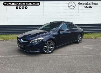 Vente Mercedes CLA 180 d Sensation Occasion