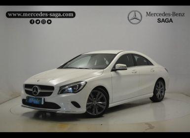Voiture Mercedes CLA 180 d Sensation 7G-DCT Occasion