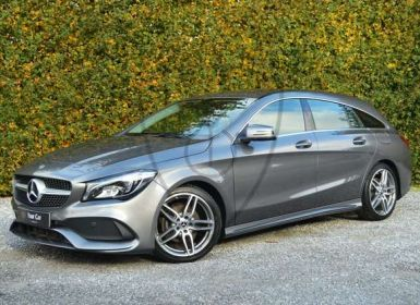 Vente Mercedes CLA 180 D SHOOTING BRAKE AUTOMAAT - FULL PACK AMG - LED - Occasion