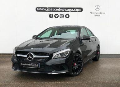 Voiture Mercedes CLA 180 Sensation 7G-DCT Occasion