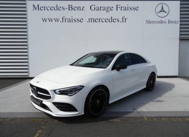 Vente Mercedes CLA 200 163ch AMG Line 7G-DCT Occasion