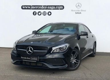 Mercedes CLA 200 d Fascination Occasion