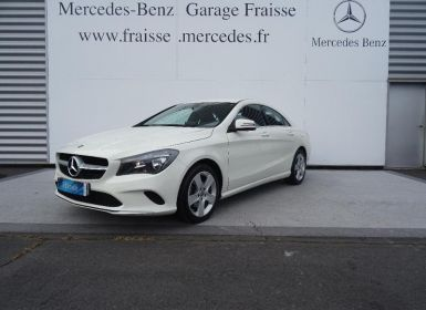 Achat Mercedes CLA 200 d Inspiration 7G-DCT Occasion