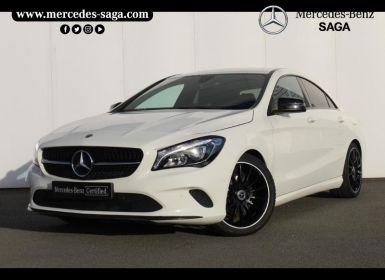 Achat Mercedes CLA 200 d Sensation Occasion