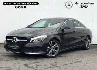 Acheter Mercedes CLA 200 d Sensation 7G-DCT Occasion