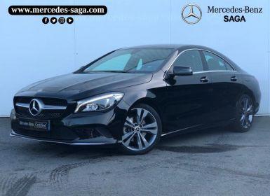 Achat Mercedes CLA 200 d Sensation 7G-DCT Occasion