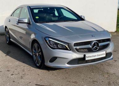 Vente Mercedes CLA 200 d Sensation 7G-DCT Occasion