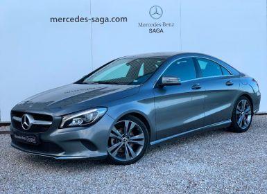 Achat Mercedes CLA 200 d Sensation 7G-DCT Euro6c Occasion