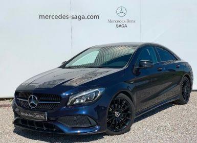 Vente Mercedes CLA 200 d Starlight Edition 7G-DCT Euro6c Occasion