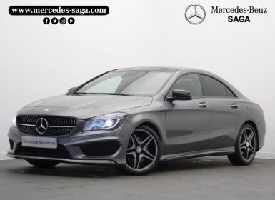 Voiture Mercedes CLA 220 CDI Fascination 7G-DCT Occasion