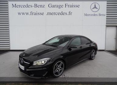 Vente Mercedes CLA 220 CDI Fascination 7G-DCT Occasion