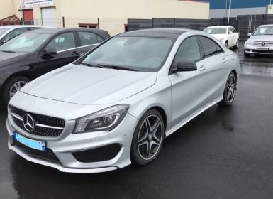 Acheter Mercedes CLA 220 CDI FASCINATION PACK AMG Occasion