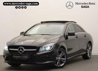 Voiture Mercedes CLA 220 CDI Sensation 7G-DCT Occasion