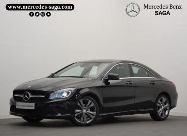 Achat Mercedes CLA 220 CDI Sensation 7G-DCT Occasion