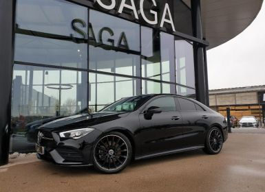 Mercedes CLA 220 d 190ch AMG Line 8G-DCT Occasion