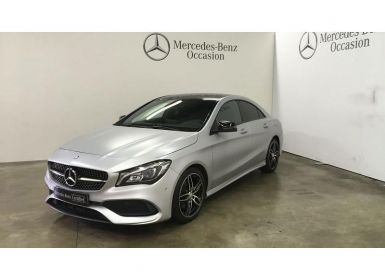 Vente Mercedes CLA 220 d Fascination 4Matic 7G-DCT Occasion