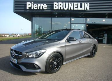 Vente Mercedes CLA 220 d FASCINATION 7G-DCT + PACK SPORT BLACK Occasion