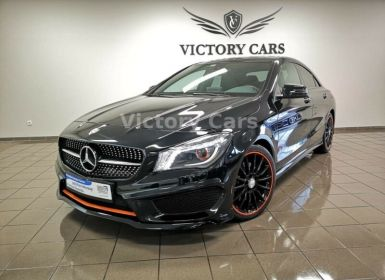 Voiture Mercedes CLA 250 AMG Orange art Occasion
