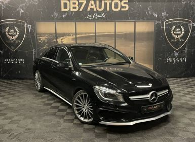 Achat Mercedes CLA 45 AMG 360 4MATIC 7G-DCT Occasion
