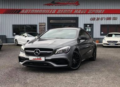 Vente Mercedes CLA 45 AMG 381ch 4MATIC Speedshift DCT Occasion
