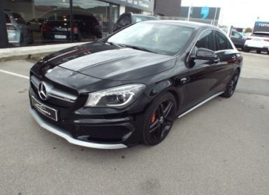 Vente Mercedes CLA 45 AMG Phase II Occasion