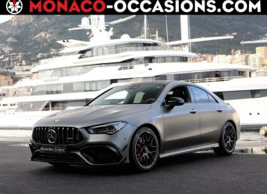 Vente Mercedes CLA 45 AMG S 421ch 4Matic+ 8G-DCT Speedshift AMG Occasion