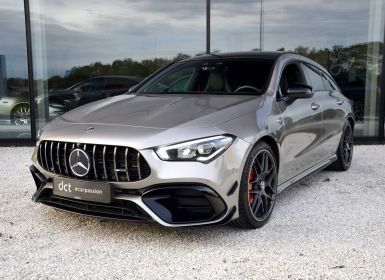 Mercedes CLA 45 AMG S Perform Seats Burmester AeroDynamica Pano Occasion