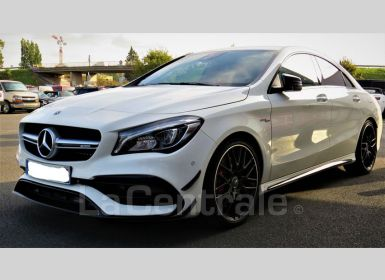 Mercedes CLA AMG 45 4MATIC 7G-DCT Occasion