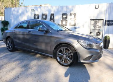Vente Mercedes CLA (C117) 180 CDI SENSATION Occasion