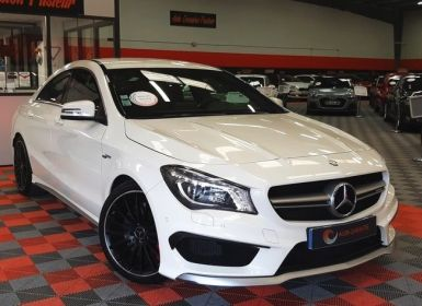 Vente Mercedes CLA (C117) 45 AMG 4MATIC SPEEDSHIFT DCT Occasion