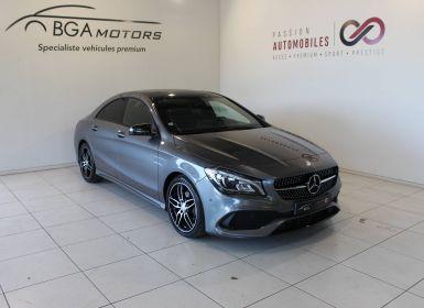 Vente Mercedes CLA CLASSE 180 d 7-G DCT Fascination Occasion