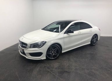 Mercedes CLA CLASSE 220 CDI Fascination 7-G DCT A