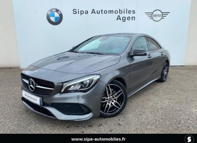 Vente Mercedes CLA Classe 220 d Fascination 7G-DCT Occasion