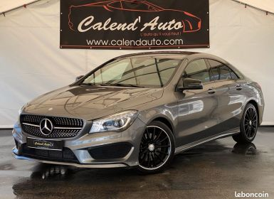 Vente Mercedes CLA Classe 250 edition 4matic 7g-dct amg Occasion