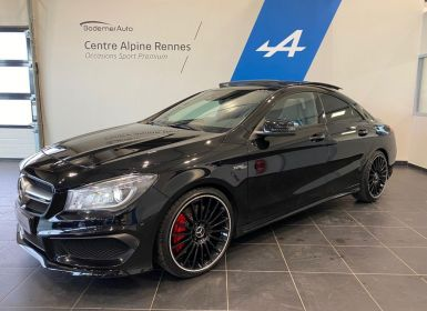Vente Mercedes CLA Classe 45 AMG SpeedShift Shooting Brake 4Matic Occasion