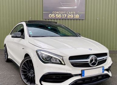 Vente Mercedes CLA Classe MERCEDES-BENZ Classe 45 AMG 2.0 i Turbo Phase 2 4MATIC 7G-DCT 381 cv Boîte auto Occasion