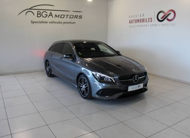 Vente Mercedes CLA CLASSE SHOOTING BRAKE 220 d 7-G DCT 4Matic Fascination Occasion