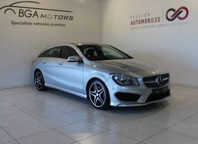 Mercedes CLA CLASSE SHOOTING BRAKE 220 d Fascination 7-G DCT A Occasion